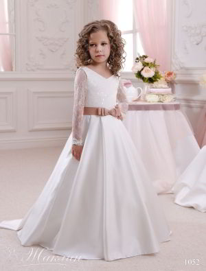 Детское платье модель 1052