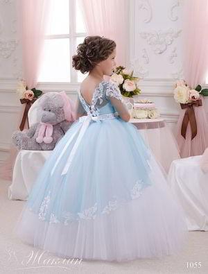 Детское платье модель 1055