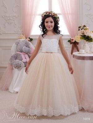 Детское платье модель 1059