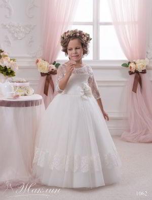 Детское платье модель 1062