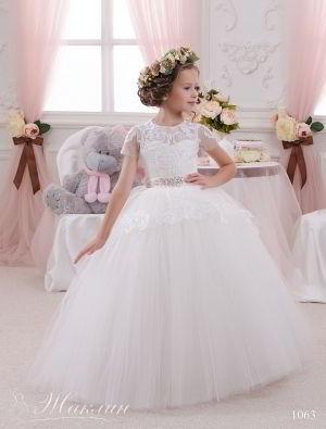 Детское платье модель 1063