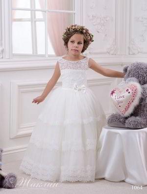 Детское платье модель 1064