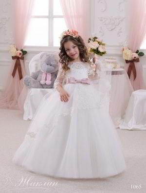Детское платье модель 1065