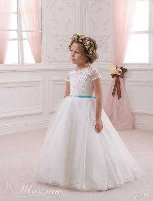 Детское платье модель 1066