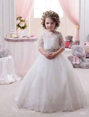 Детское платье модель 1067