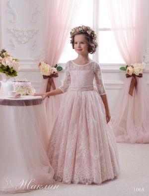 Детское платье модель 1068