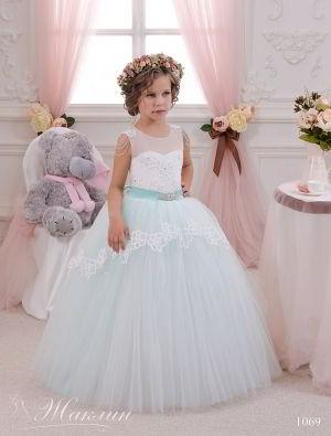Детское платье модель 1069