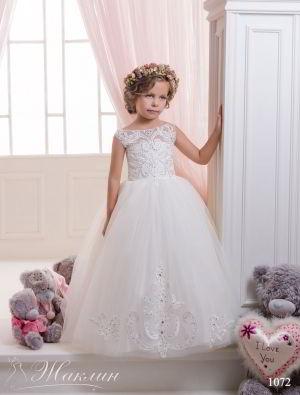 Детское платье модель 1072