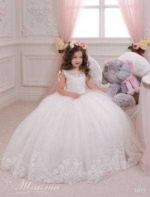 Детское платье модель 1073