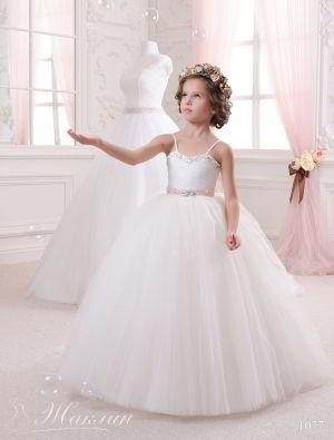 Детское платье модель 1077