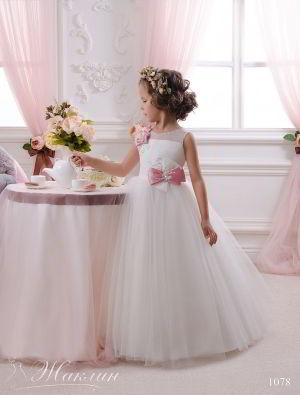 Детское платье модель 1078