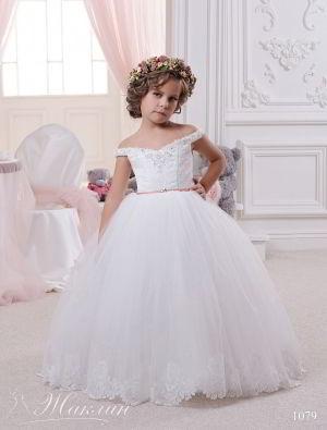 Детское платье модель 1079