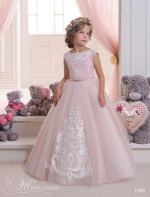 Детское платье модель 1080