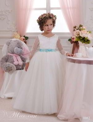 Детское платье модель 1082