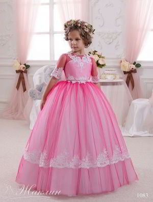 Детское платье модель 1083