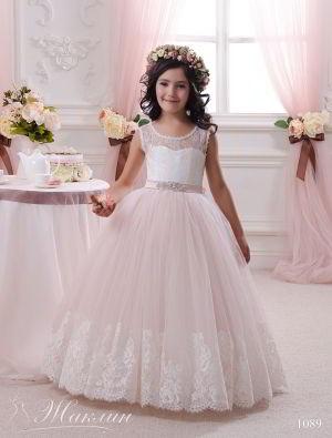 Детское платье модель 1089
