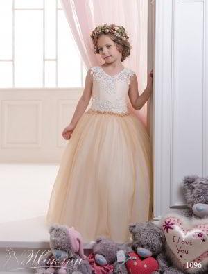 Детское платье модель 1096