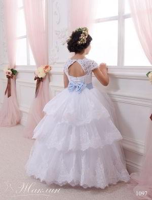 Детское платье модель 1097