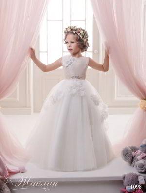 Детское платье модель 1098