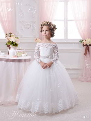 Детское платье модель 1099