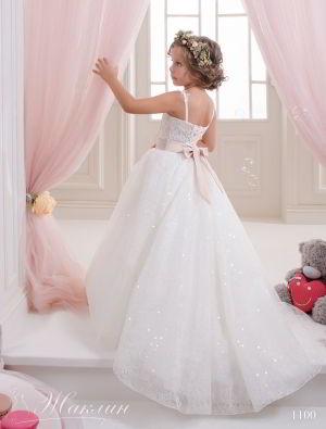 Детское платье модель 1100