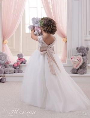 Детское платье модель 1102