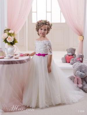 Детское платье модель 1104