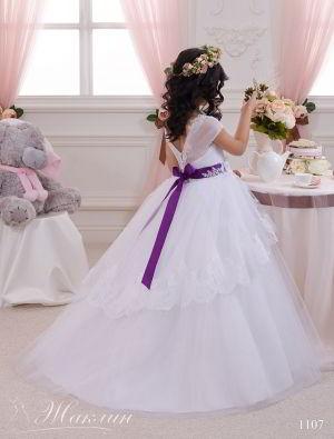 Детское платье модель 1107