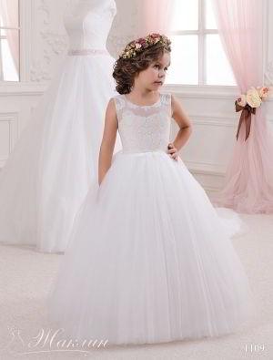 Детское платье модель 1109