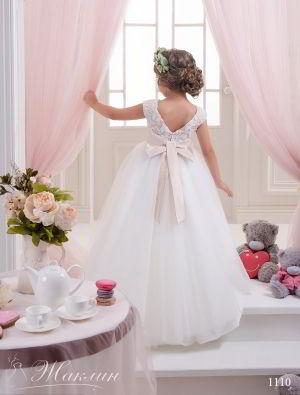 Детское платье модель 1110