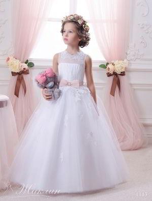 Детское платье модель 1113