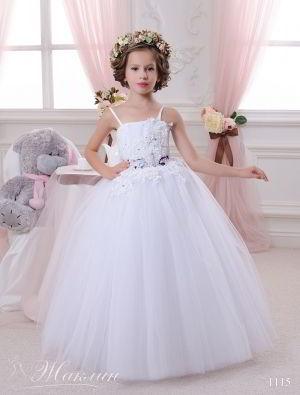 Детское платье модель 1115