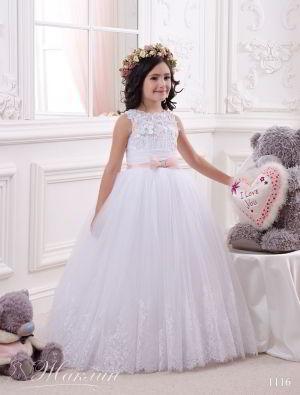 Детское платье модель 1116
