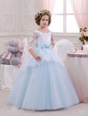 Детское платье модель 1122