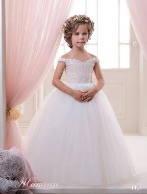 Детское платье модель 1129