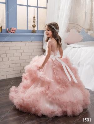 Детское платье модель 1501