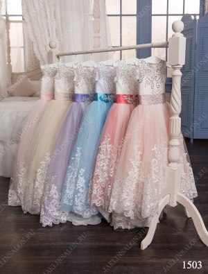 Детское платье модель 1503