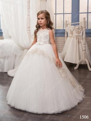 Детское платье модель 1506