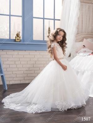 Детское платье модель 1507