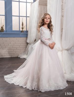 Детское платье модель 1508