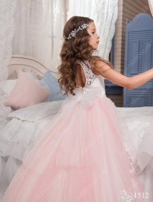 Детское платье модель 1512