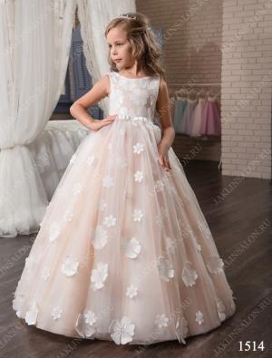 Детское платье модель 1514