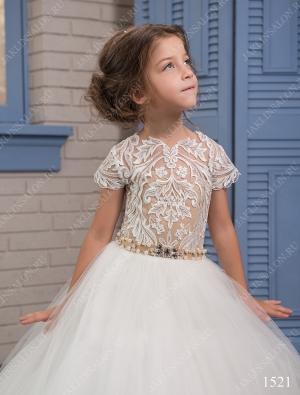 Детское платье модель 1521