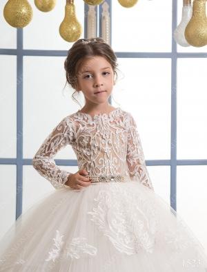 Детское платье модель 1523