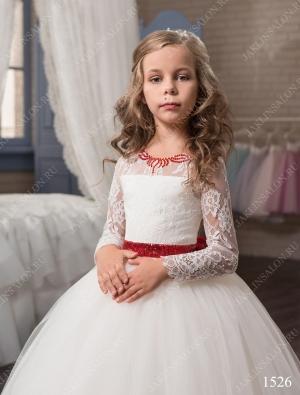 Детское платье модель 1526