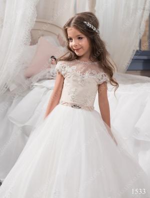 Детское платье модель 1533