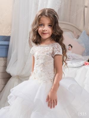 Детское платье модель 1535