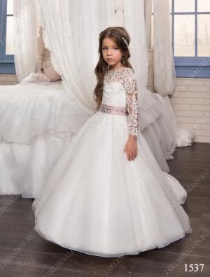 Детское платье модель 1537