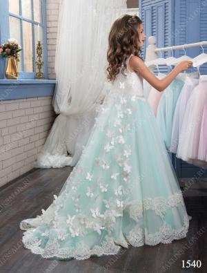Детское платье модель 1540