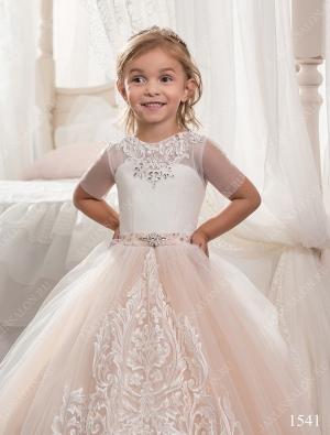 Детское платье модель 1541